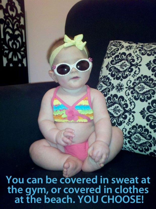 Emma's fitness advice