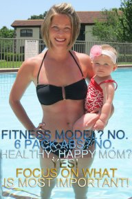 Happy Healthy Mom