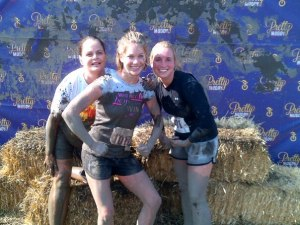 Pretty Muddy Women's Mud Run