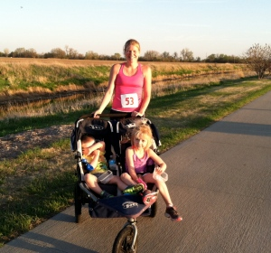 sarah Kurtz, fit mom featured blogger