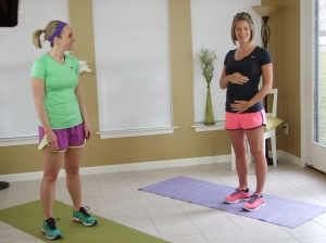 Pregnancy Exercise: Fit Pregnancy Total Body Workout DVD