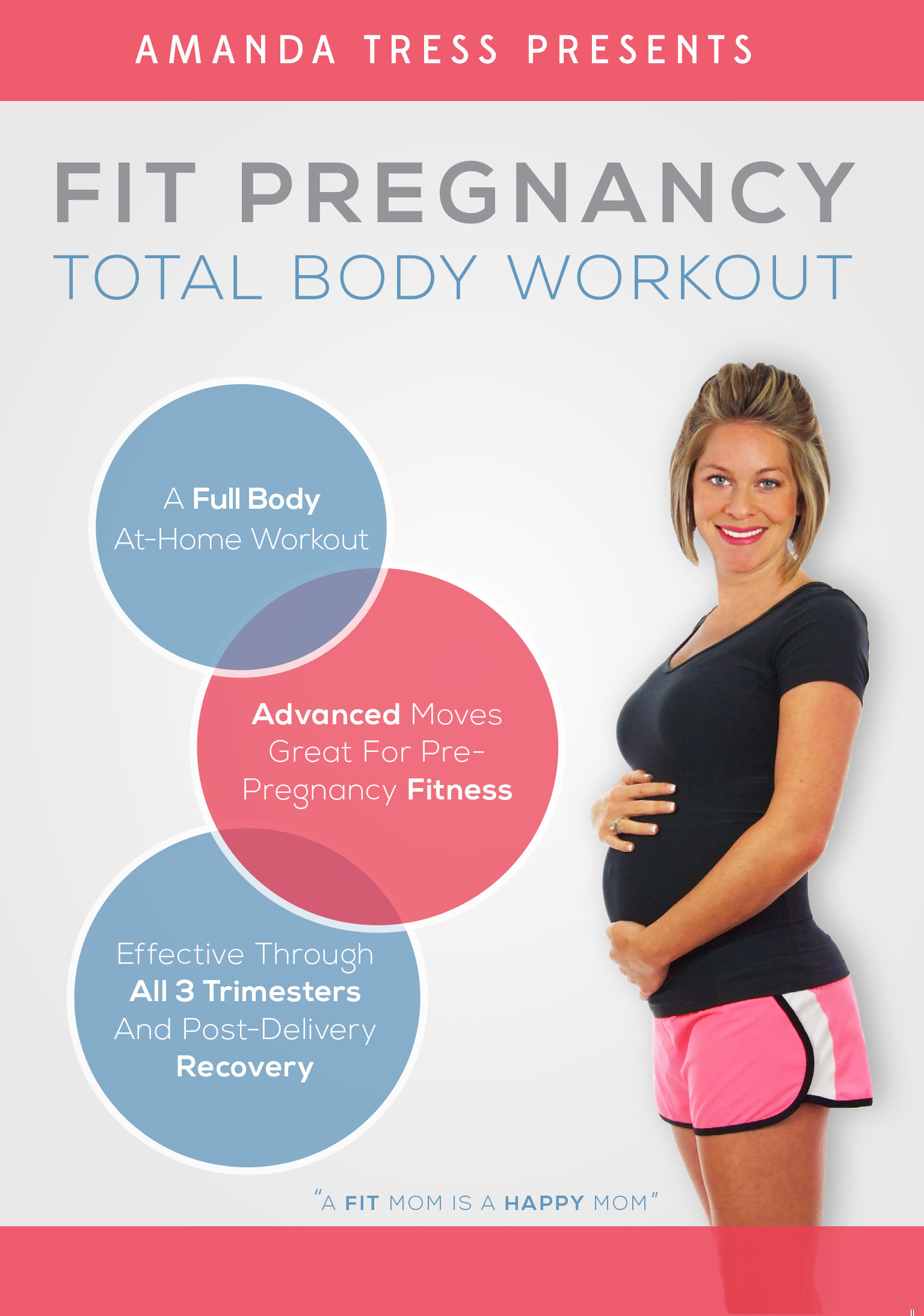 Pregnacy Exercises Fit Pregnancy Total Body Workout DVD