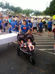 Race w kids