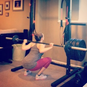 Back Squat Pregnancy