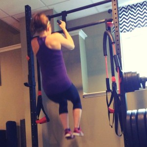 pullups during pregnancy